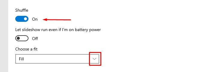 Optimize it for surprise, beauty, and battery life