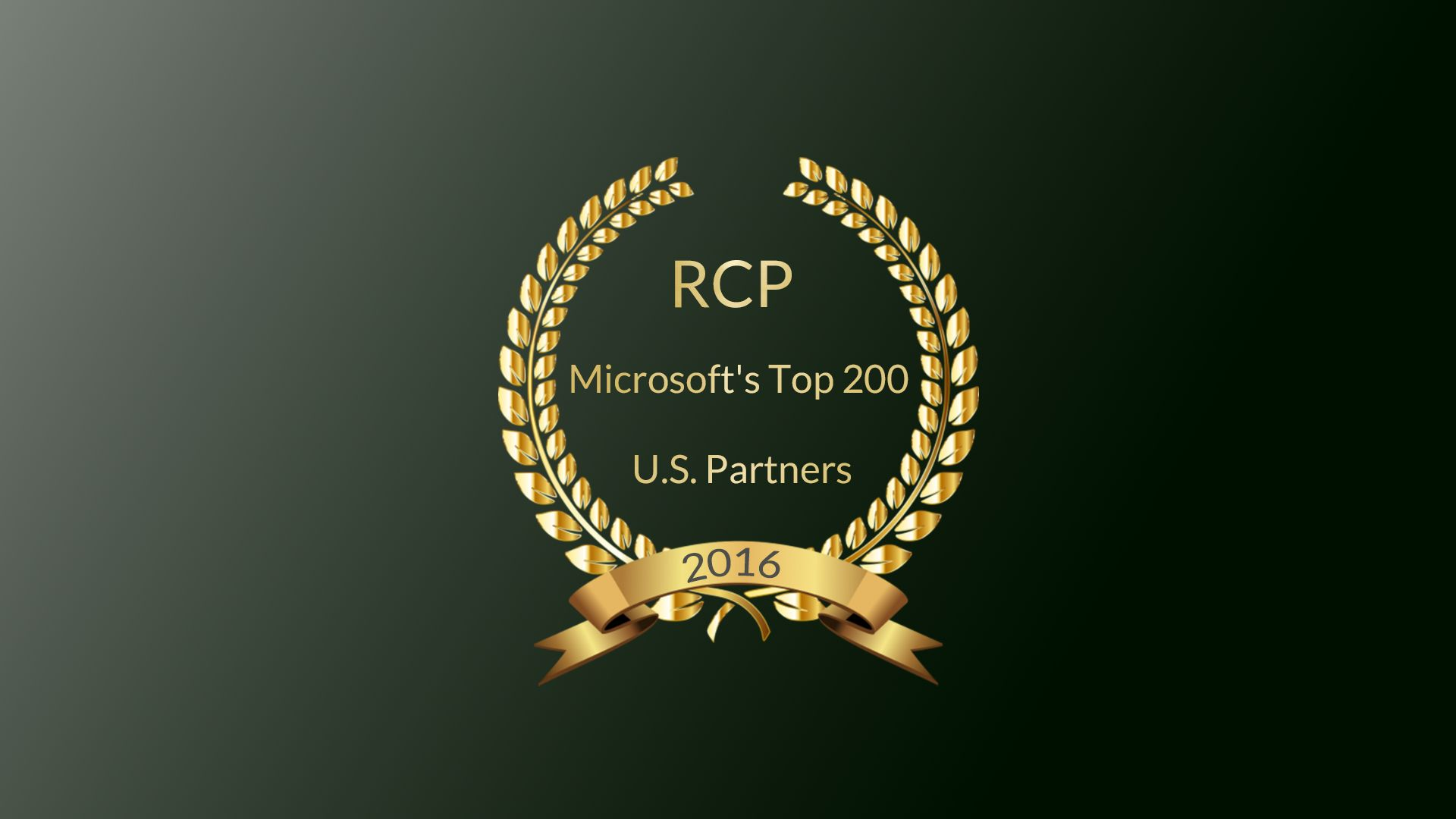 Endsight Named as a Top Microsoft Partner According to RCP Magazine