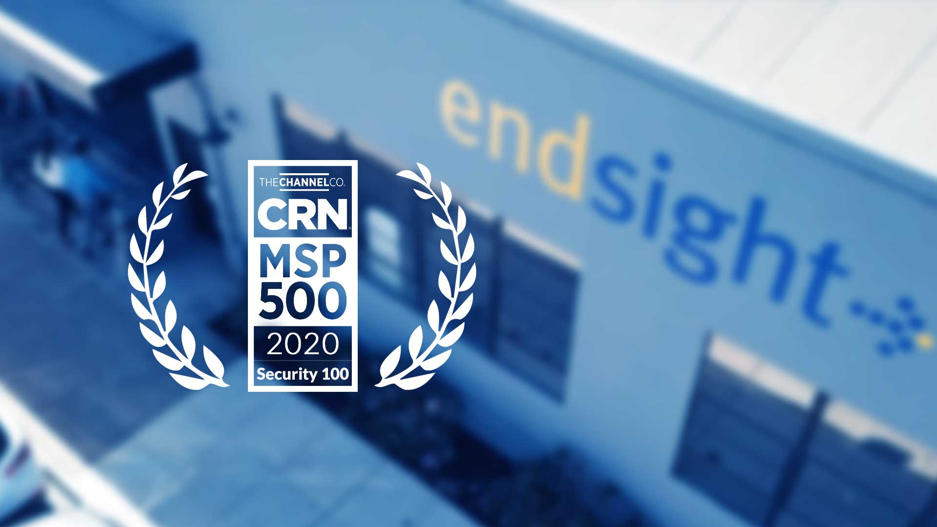CRN Recognizes Endsight as a Top Security Provider in 2020