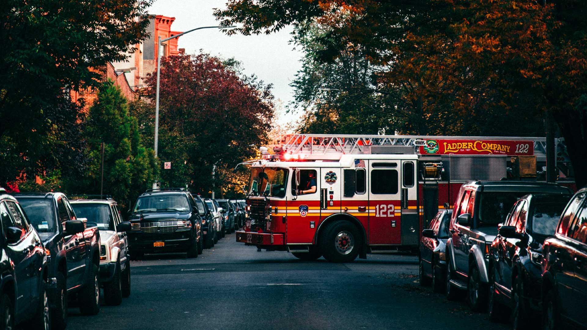 Fire disaster preparedness